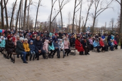 4. День народного единства Городской парк Вольска